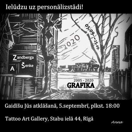 solo exhibition 2020