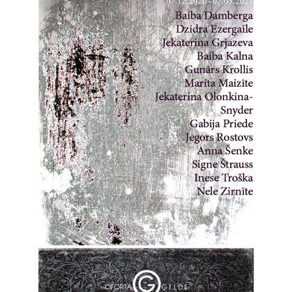 07.12.2020. - 07.03.2021. Etching Guild exhibition in Riga, JOKER KLUBS