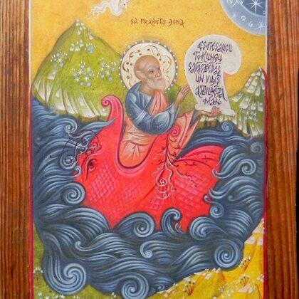 Sv.Jona 22x16,5cm