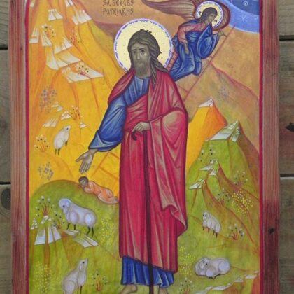Sv.Jekabs Patriarhs 22x16,5cm