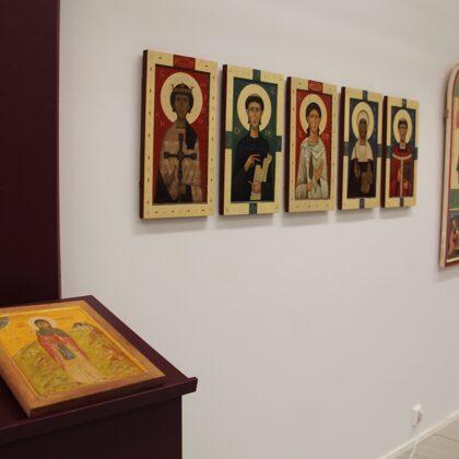 Izstāde Somijā, Jaunā Valāmas klosterī 2019-2020